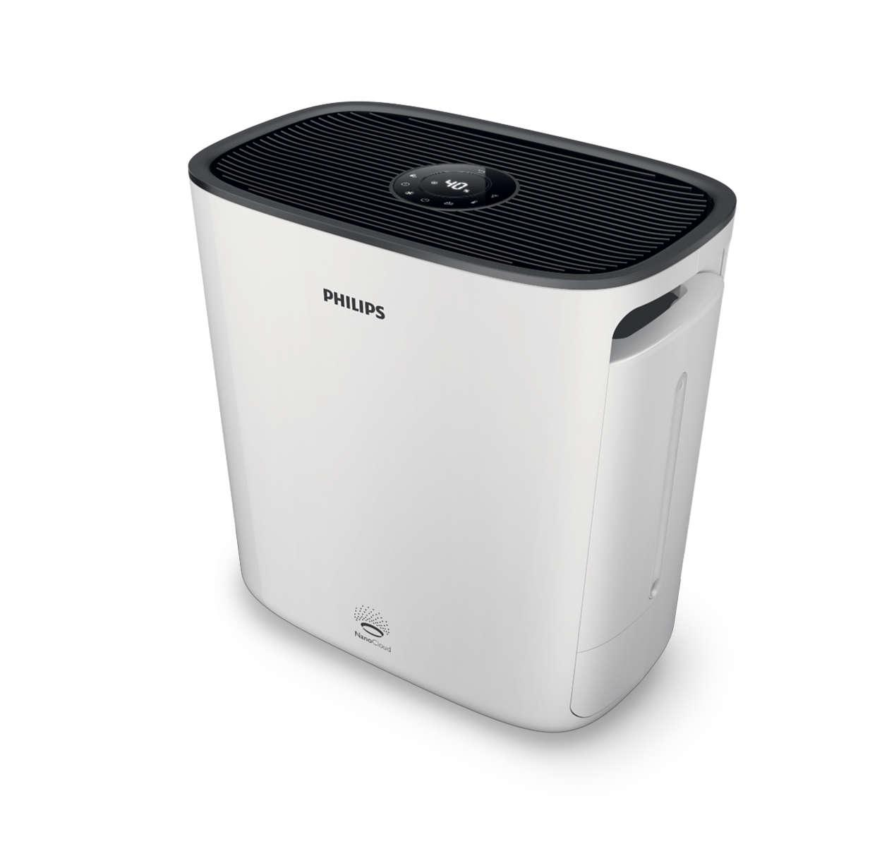 Увлажнитель-очиститель воздуха Philips HU5930/10