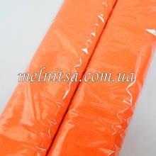 Креп-бумага , 2,5х0,5м, цвет оранжевый 0300, Италия, 40г