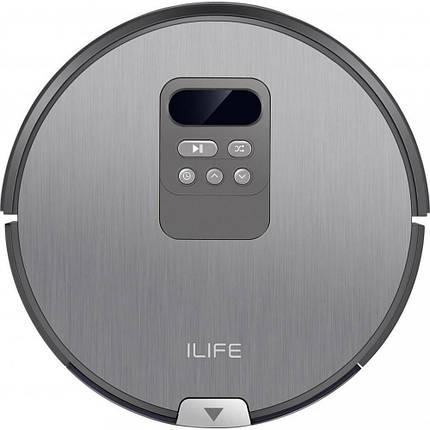 Робот-пылесос с влажной уборкой ILIFE V80, фото 2