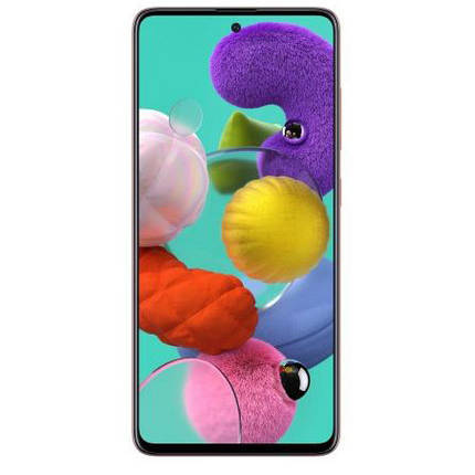 Смартфон Samsung Galaxy A51 2020 4/64GB Red (SM-A515FZRU), фото 2