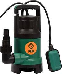 Насос для грязной воды сетевой, 1100Вт, 16000 л / ч, макс.висота- 15,5 м FLO 79875