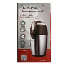 Кофемолка Royalty Line CGE-200.4