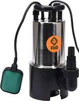 Насос для грязной воды сетевой, 1100Вт, 20000 л / ч, макс.висота- 16 м FLO 79872