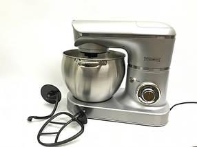 Кухонная машина Royalty Line RL-PKM-2200.472.9BG Silver, фото 3