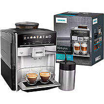 Кофемашина автоматическая Siemens EQ.6 plus s300 TE653M11RW, фото 2
