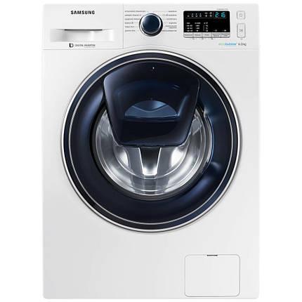 Стиральная машина автоматическая Samsung WW60K42109WDUA, фото 2