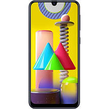 Смартфон Samsung Galaxy M31 6/128GB Black (SM-M315FZKU), фото 3