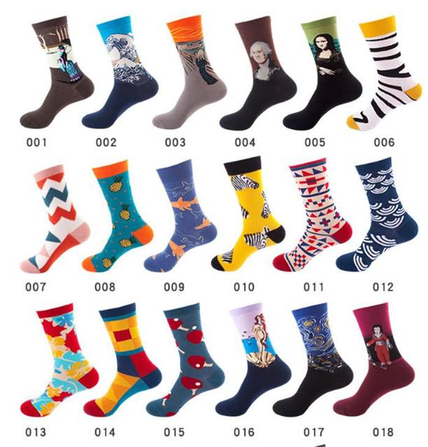 Взрослые носки и чулки