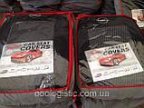 Авточохли на Opel Combo C 2001-2011 мінівен,Опель Комбо З, фото 3