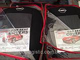 Авточохли на Opel Combo C 2001-2011 мінівен,Опель Комбо З, фото 4