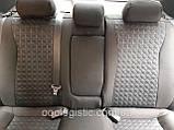 Авточохли на Opel Combo C 2001-2011 мінівен,Опель Комбо З, фото 6