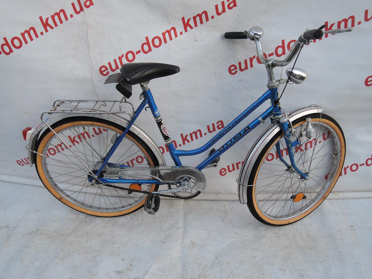 Городской велосипед Puma 24 колеса 3 скорости на планетарке