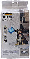 Пеленки для собак Croci Super Nappy 50шт (60*90см)