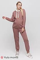 Теплый спортивный костюм для беременных и кормящих SHARON, Юла Мама