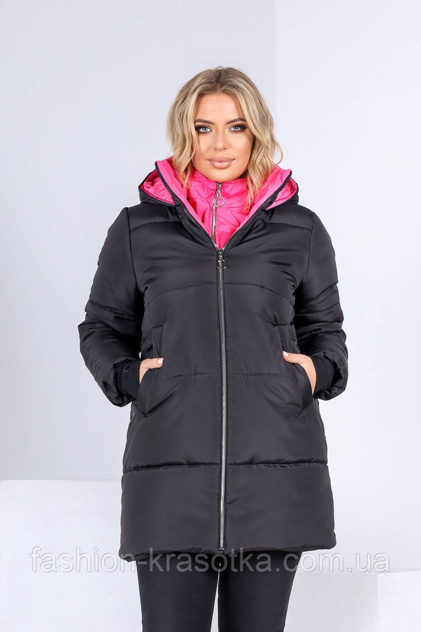 Модна жіноча зимова куртка,розмір:44-46,48-50,52-54,56-58.