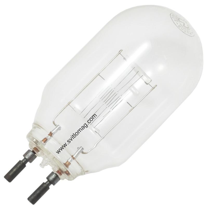 Лампа накаливания кинопрожекторная КПЖ 220-500 G22