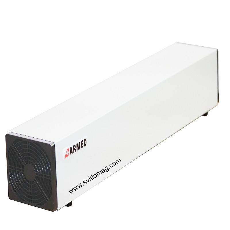 Бактерицидный рециркулятор воздуха безозоновый РПК-8 8Вт закрытого типа