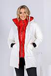 Модна жіноча зимова куртка,розмір:44-46,48-50,52-54,56-58., фото 6