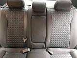 Авточехлы  на Nissan Micra K12  2003-2010 hatchback, фото 4