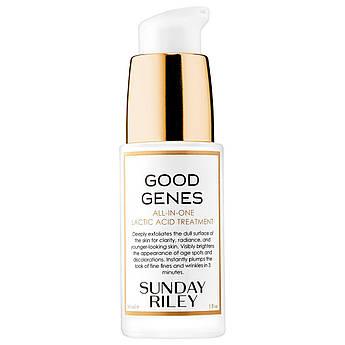 Крем-пилинг с молочной кислотой Sunday Riley Good Genes All-In-One Lactic Acid Treatment 30 мл