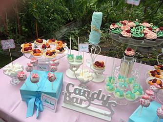 Кэнди бар (Сandy Bar) на день Рождение