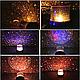 Нічник проектор зоряного неба Star Master Dream, Нічник старий майстер, що Обертається нічник-проектор, фото 3