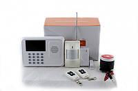 Комплект сигнализация для дома с датчиком движения GSM G1 Alarm System