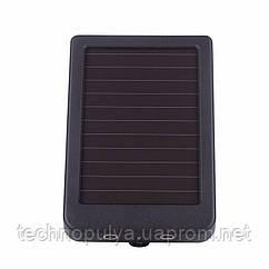 Солнечная зарядка с аккумулятором для фотоловушек и охотничьих камер Suntek с напряжением 9 Вольт (100638)