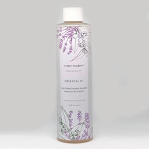 Зміцнюючий шампунь проти випадіння волосся, збагачений біотином «Oriental #7»