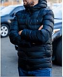 Куртка мужская Tommy Hilfiger. Теплая стильная куртка-бомбер. Турция., фото 5