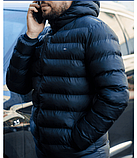 Куртка мужская Tommy Hilfiger. Теплая стильная куртка-бомбер. Турция., фото 2
