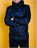 Куртка мужская Tommy Hilfiger. Теплая стильная куртка-бомбер. Турция., фото 6