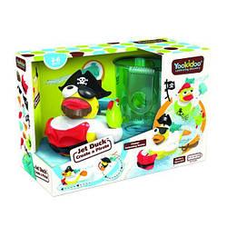 Іграшка для ванни Yookidoo Пірат Джек