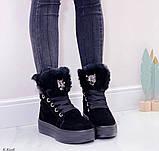 Женские зимние ботинки, фото 4