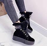 Женские зимние ботинки, фото 2