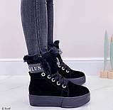 Женские зимние ботинки, фото 5
