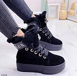 Женские зимние ботинки, фото 3