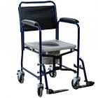 Кресло-каталка с санитарным оснащением OSD-YU-JBS367A, фото 6