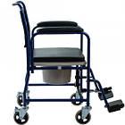 Кресло-каталка с санитарным оснащением OSD-YU-JBS367A, фото 5