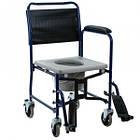 Кресло-каталка с санитарным оснащением OSD-YU-JBS367A, фото 4