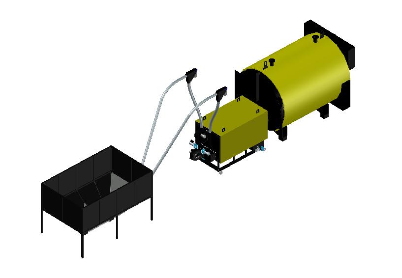 Промышленное отопительное оборудование от 100 до 3000кВт, теплогенераторы, переоборудование паровых котлов.