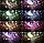 Проектор звездного неба Вращающийся ночник Star Master Blue, фото 6