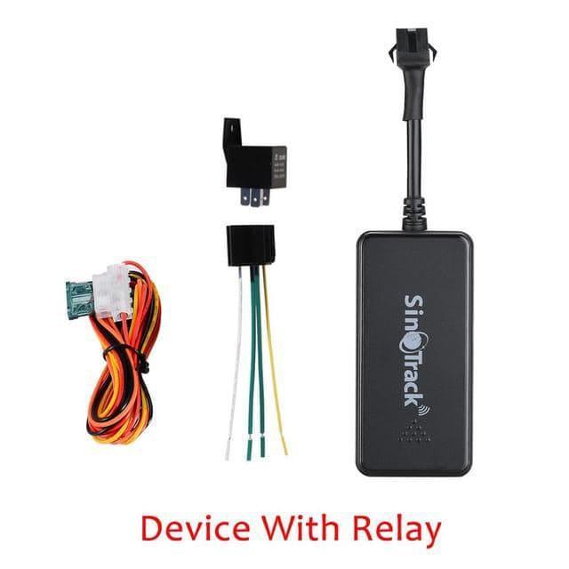 GSM GPRS трекер  SinoTrack  ST-901A+ (RELAY) сигнализация,радионяня, автомобильный трекер