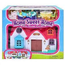 Кукольный дом игр набор K20151