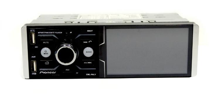 "Автомагнитола Pioneer 4063T ISO - Сенсорный Экран 4,1"""