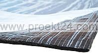 Шумка для авто 13мм, вспененный каучук, СПЛЕН (сплэн), 750*500мм