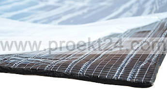 Шумка для авто 6мм, вспененный каучук, СПЛЕН (сплэн), 1000*500мм