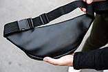 Поясна сумка бананка шкіряна KK-2005, фото 6