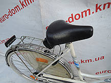 Городской велосипед Krauter 28 колеса 3 скорости на планетарке, фото 3