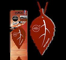 Ароматизатор воздуха картонный Aroma ANTI TOBACCO